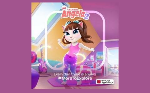 Игра My Talking Angela 2 уже здесь и направляется прямо в AppGallery