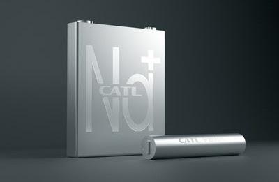 CATL представляет новейшую технологию с выпуском I поколения натрий-ионных аккумуляторов
