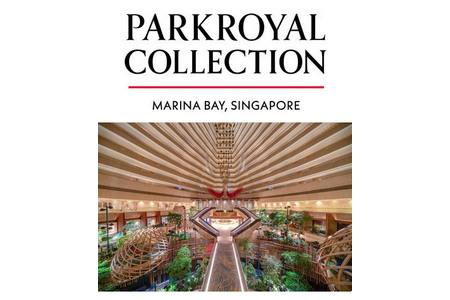 PARKROYAL COLLECTION Marina Bay полностью преобразован в первый сингапурский «сад в отеле»