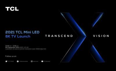 TCL представит телевизоры Mini LED с разрешением 8К 2021 года и новые амбициозные планы
