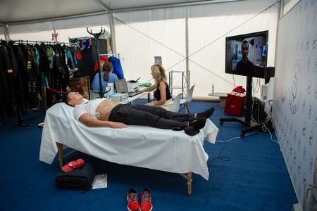 Уникальный диагностический комплекс «Симона» испытали на соревнованиях в Лужниках